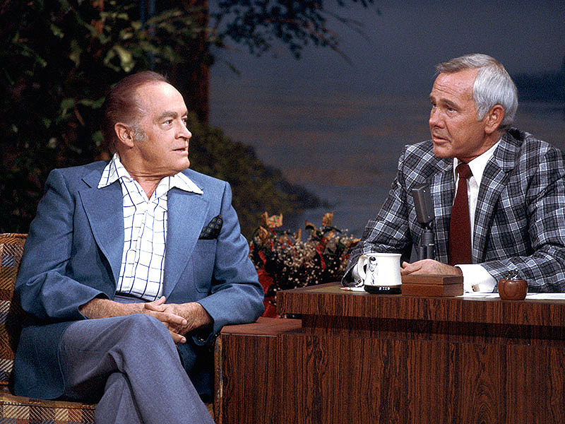 Bob Hope Was Johnny Carsons Worst Tonight Show Guest