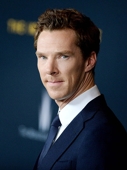 Benedict Cumberbatch Talks Engagement – and Cumberbabies