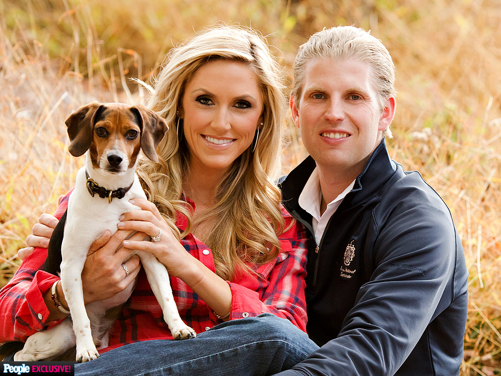Eric Trump Marries Lara Yunaska