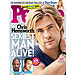 Chris Hemsworth Is PEOPLE's Sexiest Man Alive!