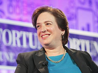 Elena Kagan: How the Supreme Court 'Hazes' New Justices