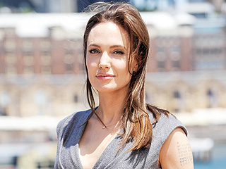 What Holiday Activity Does Angelina Jolie Find Calming?
