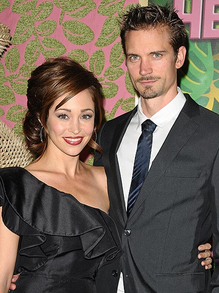 Autumn Reeser Divorcing Jesse WarrenAutumn Reeser Husband