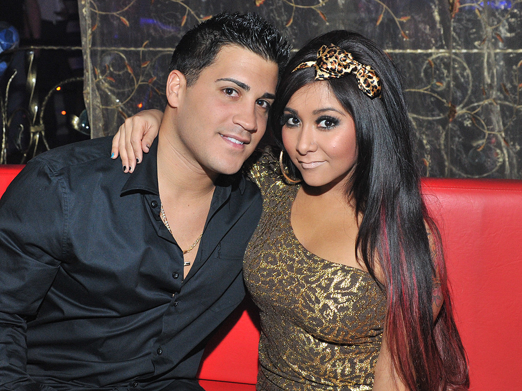 Snooki Marries Jionni LaValle