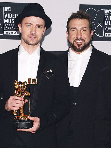 Justin Timberlake Is 'Going to Be a Great Dad,' Joey Fatone Says
