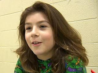 10-Year-Old Boy Grows Out Hair for Classmate with Leukemia