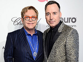 Elton John to Wed Longtime Partner David Furnish