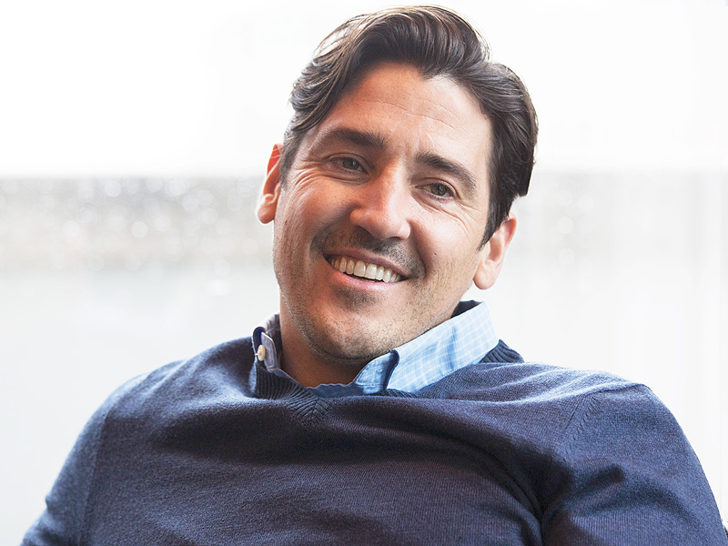 New Kids on the Block's Jonathan Knight Will Compete on The Amazing Race