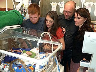My Five Wives Star Shares Emotional Story of Premature Birth