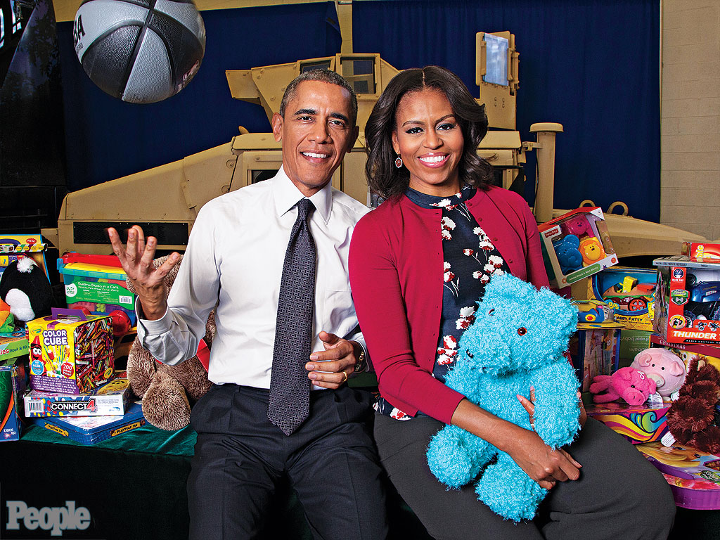 President Obama: Boyhood Was 'My Favorite Movie' of the Year