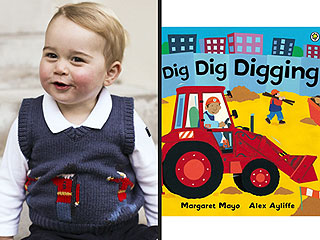 Is This Prince George's Favorite Book?