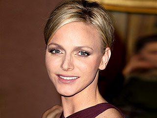 Monaco's Princess Charlene: 'Crazy in Love' With Newborn Twins
