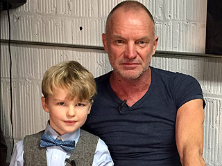 VIDEO: Watch Sting Get Grilled by an Adorable 6-Year-Old Theater Critic
