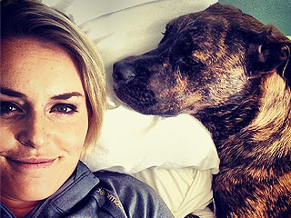 Lindsey Vonn: My New Dog and I Were 'Meant to Be' | Lindsey Vonn