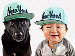For the Twin: See Zoey the Dog and Jasper the Boy Wear Matching Outfits