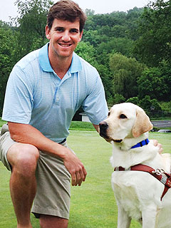 Eli Manning's Dog Chester Has a Summer Job: Lifeguard | Eli Manning