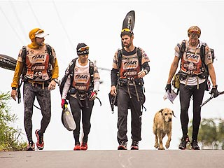 Stray Dog Joins Adventure Athletes Team in the Amazon, Gets Adopted