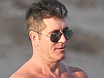 See Latest Simon Cowell Photos