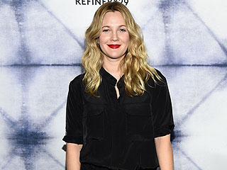 Drew Barrymore on Losing Baby Weight: 'I Wanted Fet­tuccine Alfredo. I Didn't Want a Barbell'