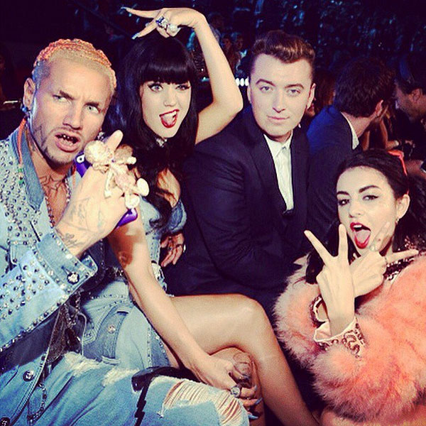VMAs Social Media Roundup: Ariana Grande, Katy Perry