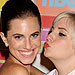 Party On! Emmy Stars Celebrate in Style | Allison Williams, Lena Dunham