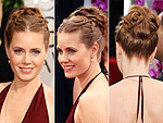 Red Carpet Hair From All Angles | Amy Adams
