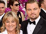 Who Brought Family to the Globes? | Leonardo DiCaprio