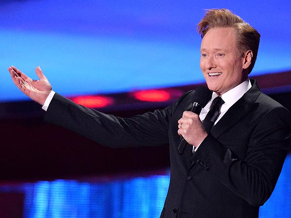 MTV Movie Awards: Conan O'Brien's Best Bits