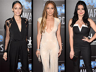 The PMAs Red Carpet Was All About the Jumpsuit – See Who Wore One!