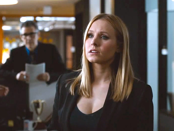 Veronica Mars Trailer Unveiled: Watch Kristen Bell Back in Action