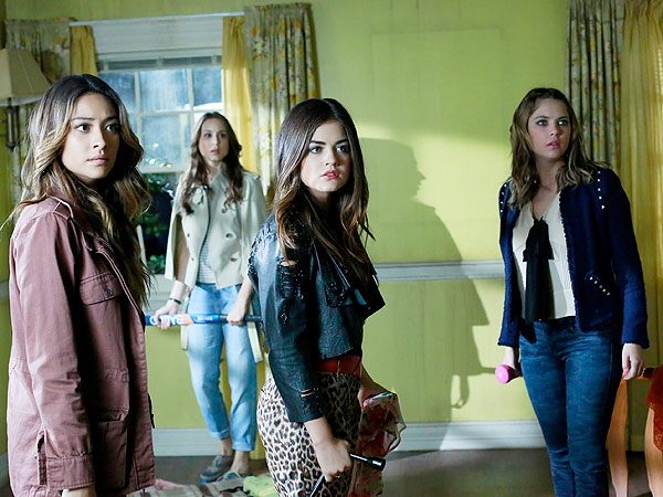 Pretty Little Liars Breaks Twitter Record With Premiere