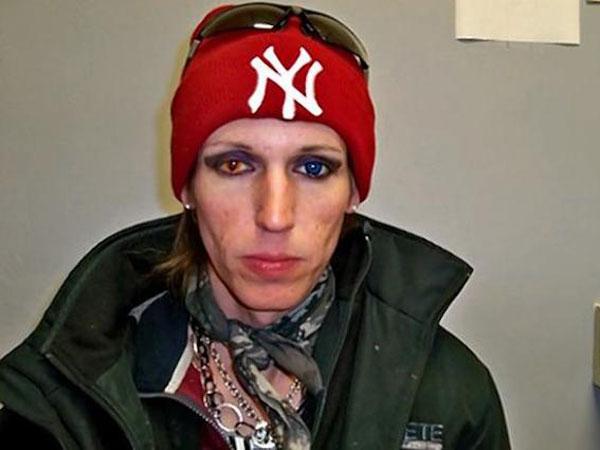 Cat Burglar in New Jersey has Cat Eyes