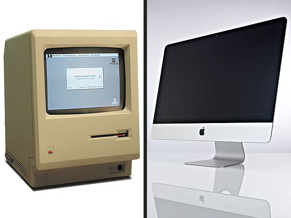 Mac's Birthday: Apple released their first personal computer 30 years ago
