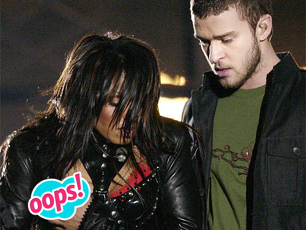 Janet Jackson's Super Bowl Wardrobe Malfunction 10 Year Later