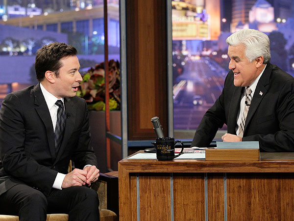 Jay Leno's Final Tonight Show Appearance: Celebrities Tweet Their Goodbyes