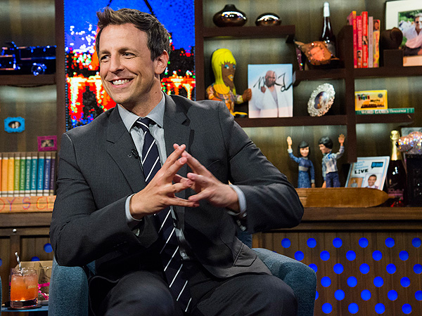 Seth Meyers Emmy Awards Host This Fall
