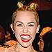Miley Cyrus Says She 'Can't Quit Cryi