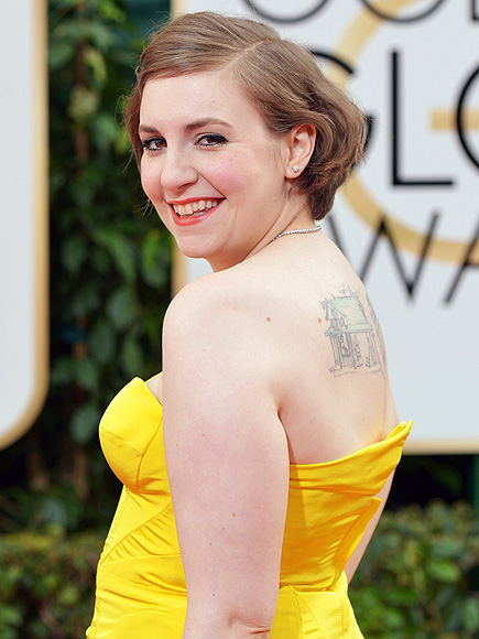 Lena Dunham Got a Wrong Answer in a Buzzfeed Personality Quiz: She's Not Alone