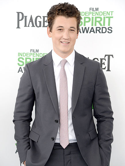 Miles Teller Talks About Playing Villain Peter in Divergent
