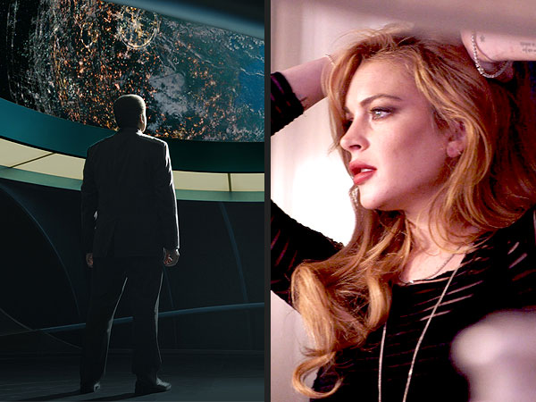 "9 Things That Lindsay Lohan and ""Cosmos"" Have In Common"