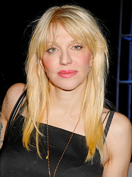 Courtney Love Searching for Missing Malaysia Airlines Flight 370 Crash Site