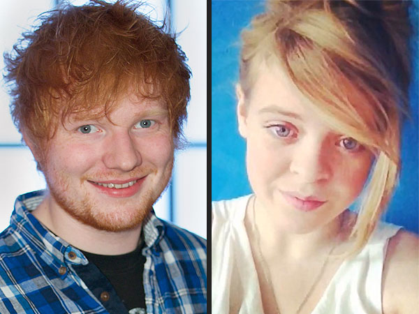 Ed Sheeran Sings to Dying Fan Triona Priestley