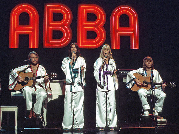 ABBA celebrates 40th Anniversary at London's Tate Museum