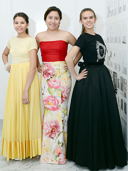Dream Prom: Three Girls Get Charity Prom at Madison Square Garden