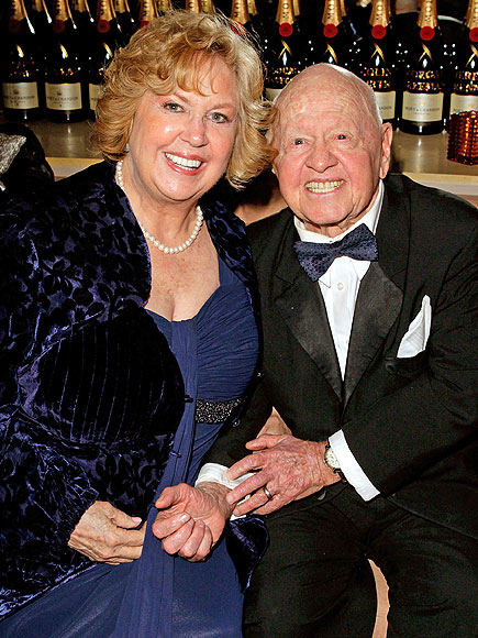 Inside the Fight Over Mickey Rooney's Burial