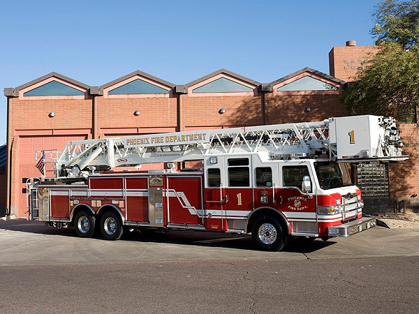 Phoenix Fire Department Loses Keys to Businesses and Apartments