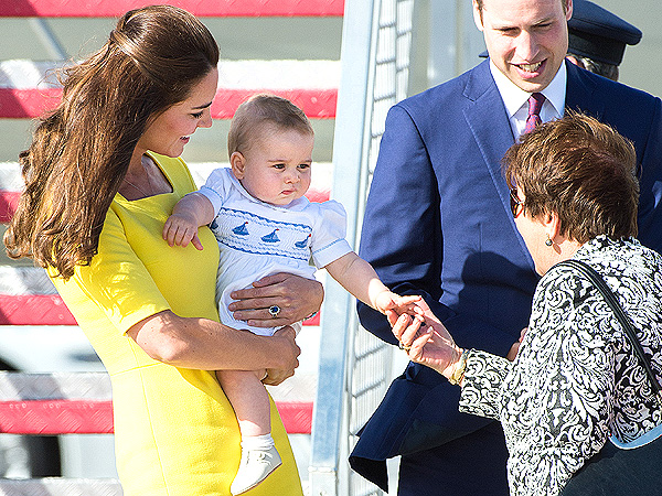 Prince George GIFs: See the Royal Baby's Most Hilarious Mashups