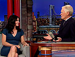 Courteney Cox Nixes <em>Friends</em> Reunion on <em>Letterman</em> (VIDEO)
