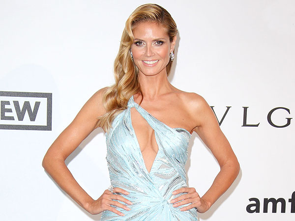 Heidi Klum on 'America's Got Talent': See a Magician Steal Her Bra