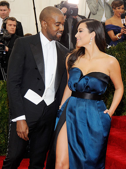 Kim Kardashian & Kanye West's Wedding: What's on the Menu
